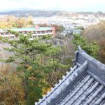 View from Kubota Castle