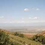 Вид на Алазанскую долину
