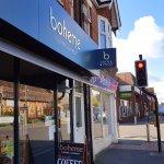 Our Shopfront on Ashley Road