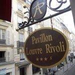 Pavillon Louvre Rivoli Photo