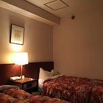 Photo de Business Hotel Shinriki Yongokan