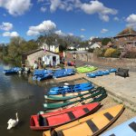 Wareham Boat Hire Ltd on Abbots Quay, Wareham.