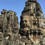 Chhaya, is a senior tour guide and photographer of Angkor temples