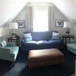 414 Premier Suite Living Room