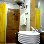 Bathroom with all modern amenities!