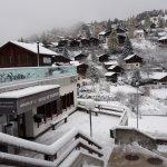 Office du tourisme en hiver