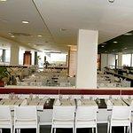 Restaurante Augustus, tipo bufet con show cooking