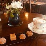 Billede af Gravetye Manor Restaurant