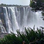 Victoria Falls Waterfront Foto