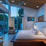 Ix Chex Villas master suite interior