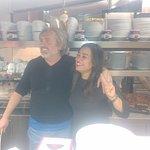 Les patrons : Pascuale et Mina
