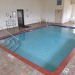 Enjoy Heated Indoor Swimming Pool.