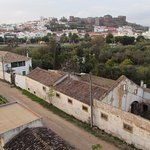 Our balcony had extensive views across Silves and the hills beyond
