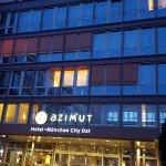 AZIMUT Hotel Munich Foto