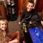 My kids loved the vintage PacMan game in the lobby!