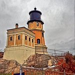 Views of lighthouse