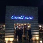 View of Casablanca Entrance