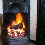 Guest Sitting Room Fire
