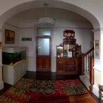 Panarama Shot of Entrance Hall