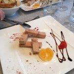 Excellent foie gras