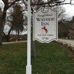 The Wayside Inn.