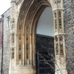 Gateway to cathedral