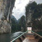 Trip on Lake Lan Cheow
