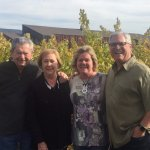 Family Pic at Cakebread