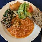 Delicious Portuguese food