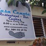 Photo de Casa Cenote