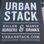 Urban Stack resmi