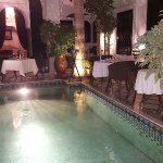Photo de Restaurant Riad Monceau