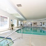 Indoor Pool Area