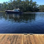 Our restaurant offers convenient boat slips to stop by and enjoy our great food.