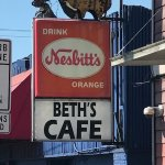 Beth's Cafe Out Front