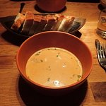 Fish soup (5 course meal size)