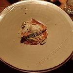 Salt cod pastry