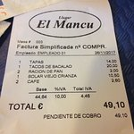 Photo of Restaurant El Mancu