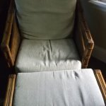 dated and worn furniture