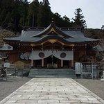 Niukawakami Shrine Kamisha