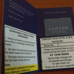 Photo de Canyon Cove Hotel & Spa