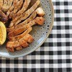 Pork done simply