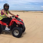 Great day out on the dunes. #quadbikecompetition