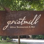 Gristmill sign