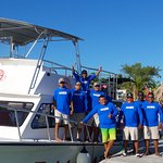 Ramon's Village Dive Operation staff who helped during the NABS summit