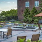 Courtyard Burlington Harbor Foto