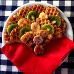 Sometimes waffles:)