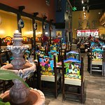 La Plaza Fiesta Restaurant greets visitors with warm splashes of color, and outstanding fare. GO
