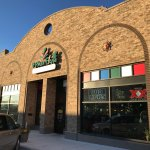 La Plaza Fiesta is housed in a beautiful, modern building that fits in with local architecture.