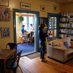 The Blue Mist Cafe - upper level